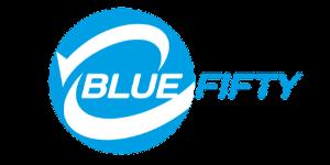 wiatraki i fotowoltaika dla firm - bluewatt logo blue fiftyu