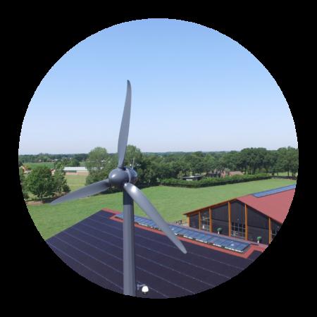 małe turbiny wiatrowe